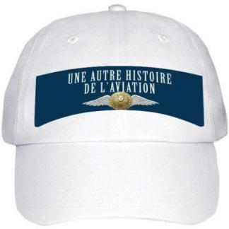 Casquette Livre Une Autre Histoire de l'Aviation
