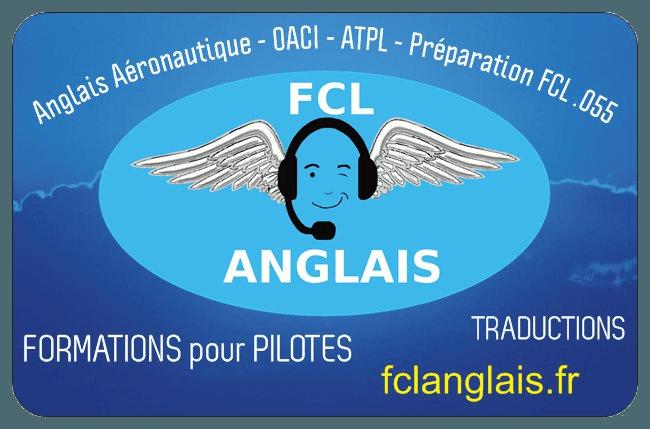 FLC ANGLAIS, formations pour pilotes, anglais aéronautique, anglais de l'aviation, préparation FCL055 RADIOTÉLÉPHONIE INTERNATIONALE, ATPL, Traductions, Translations, carte de visite
