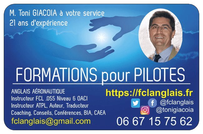 Traduction anglais aéronautique relecture aviation français English French translation translator traducteur