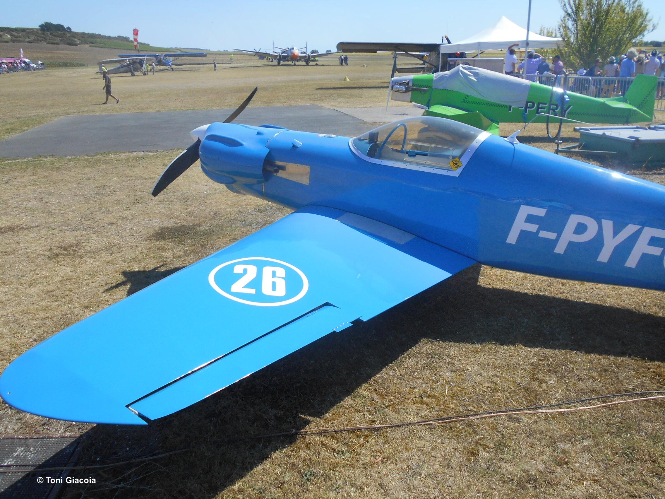 Lefebvre MP 205 Busard avion aircraft