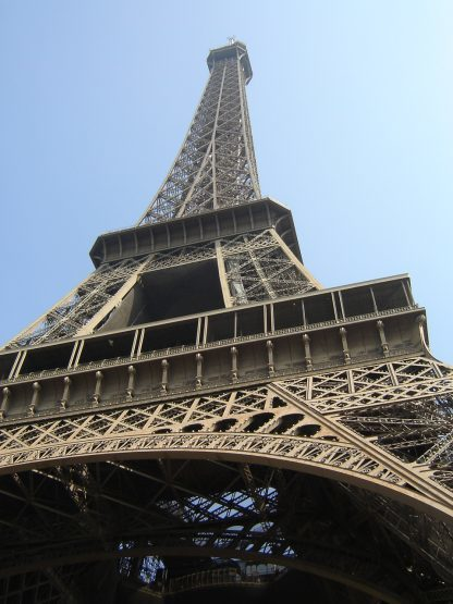 Eiffel tower Paris France French course learning lessons conversation tutor teacher